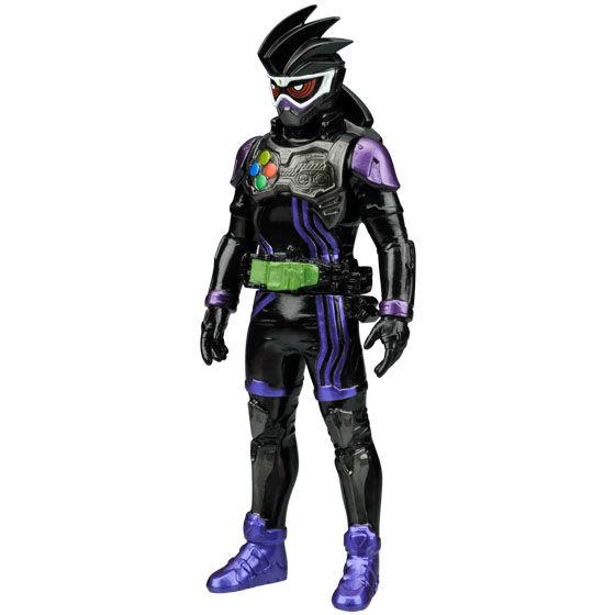ライダーヒーローシリーズ03 仮面ライダーゲンム アクションゲーマー