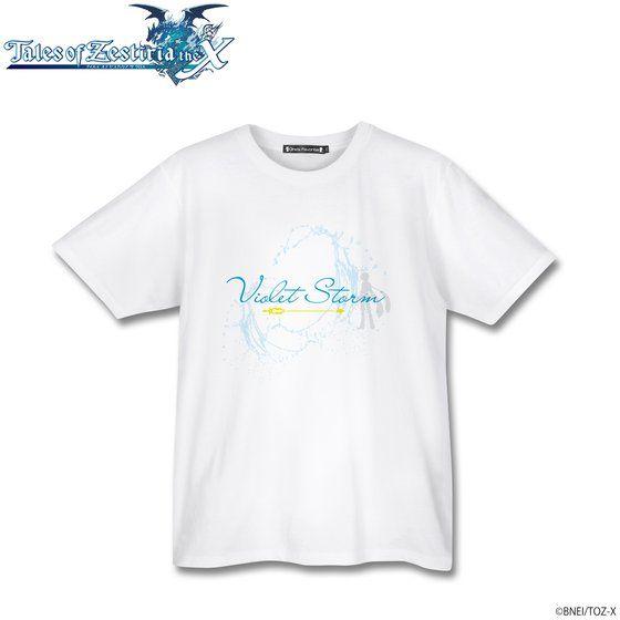 [プレミアムバンダイ限定販売]テイルズ オブ ゼスティリア ザ クロス Tシャツ ミクリオ【One's Favorite!】