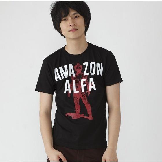 仮面ライダーアマゾンズ アマゾンアルファTシャツ