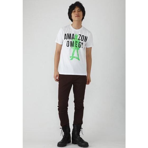 仮面ライダーアマゾンズ アマゾンオメガTシャツ