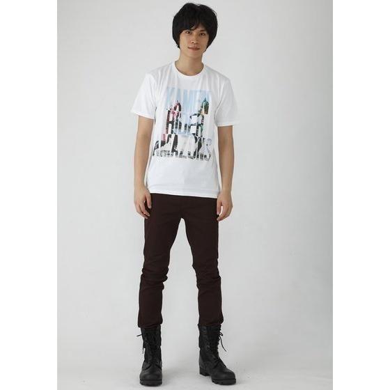 仮面ライダーアマゾンズ  ロゴTシャツ