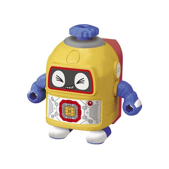 ヘボット!ガシャプラシリーズvol.1