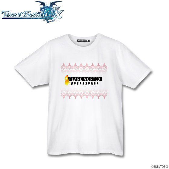 [プレミアムバンダイ限定販売]テイルズ オブ ゼスティリア ザ クロス Tシャツ ライラ【One's Favorite!】