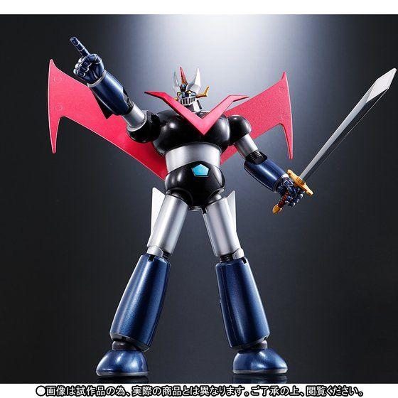 【抽選販売】超合金魂 GX-02R(TN2016 Anniv.)グレートマジンガー(魂ネイション2016記念Ver.)