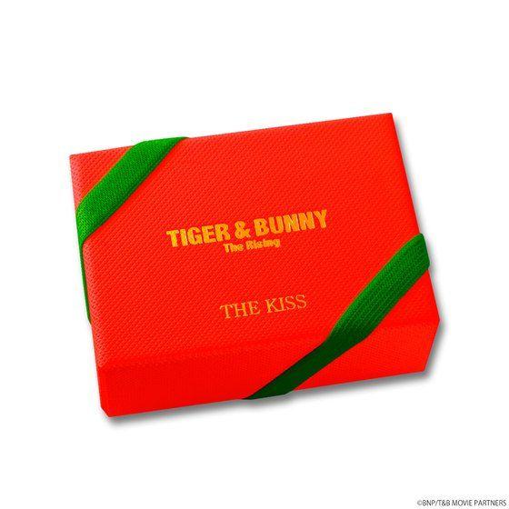 劇場版 TIGER & BUNNY -The Rising-×THE KISS×BANDAI ダブルチェイサーリング(セット)