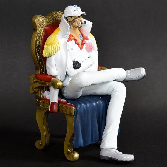 ワンピース アーカイブコレクションNo.6 サカズキ元帥(赤犬)・新世界Ver.【プレミアムバンダイ限定】