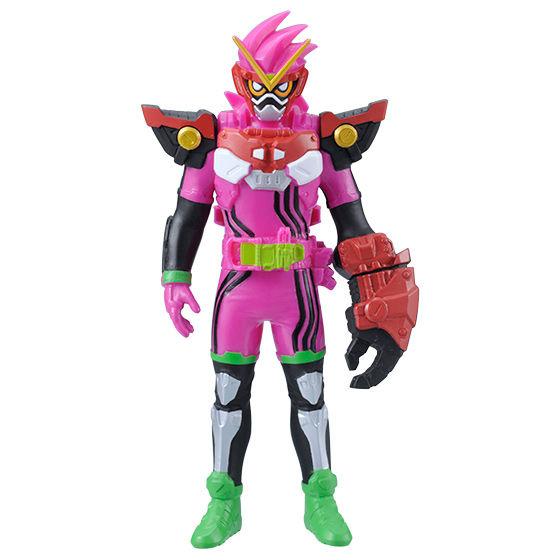 ライダーヒーローシリーズ06 仮面ライダーエグゼイド ロボットアクションゲーマー