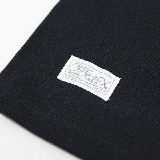 TIGER & BUNNY×HTML Guttarelax  Fold Star Tee(ギミック Tシャツ )