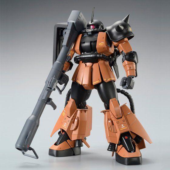 MG 1/100 MS-06R-2 ギャビー・ハザード専用ザクII 【再販】【2次:2016年12月発送】