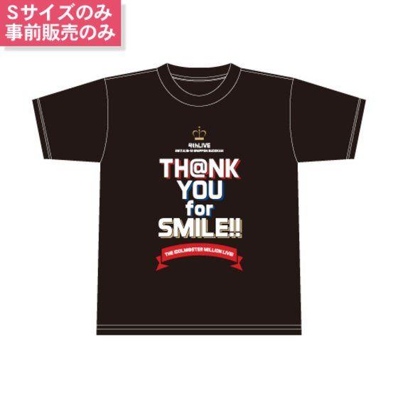 アイドルマスター ミリオンライブ!4thLIVE 公式Tシャツ