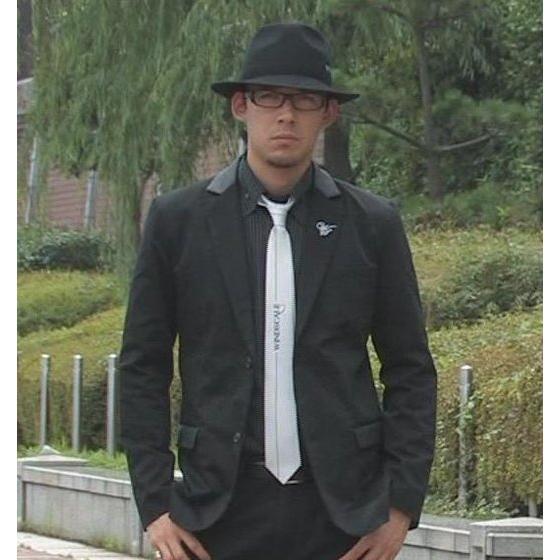 仮面ライダーW WIND SCALE ハット フエルト