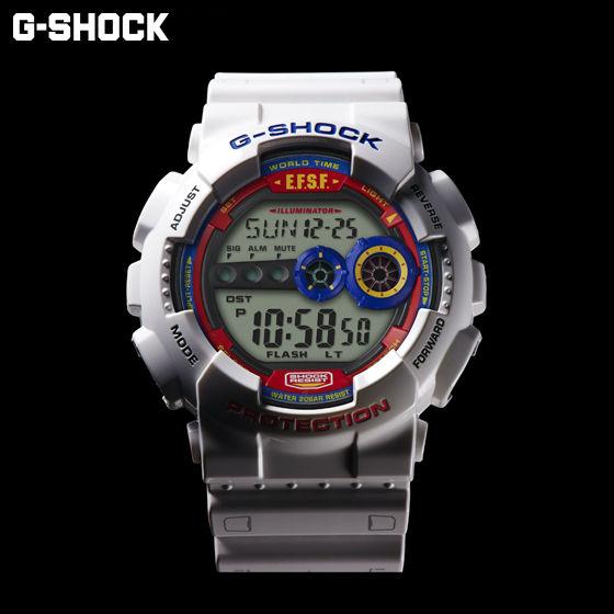 【抽選販売】機動戦士ガンダム35周年記念商品 G-SHOCK x GUNDAM【2017年2月発送】