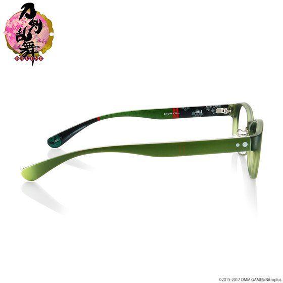 刀剣乱舞-ONLINE-×JINS×BANDAI  鶯丸モデル(送料無料)