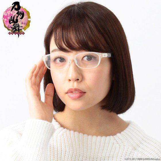 刀剣乱舞-ONLINE-×JINS×BANDAI 髭切モデル(送料無料)