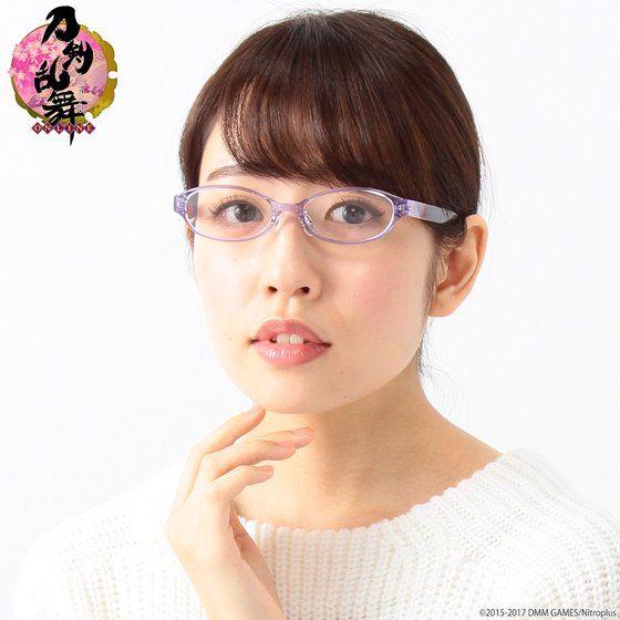 刀剣乱舞-ONLINE-×JINS×BANDAI  歌仙兼定モデル(送料無料)