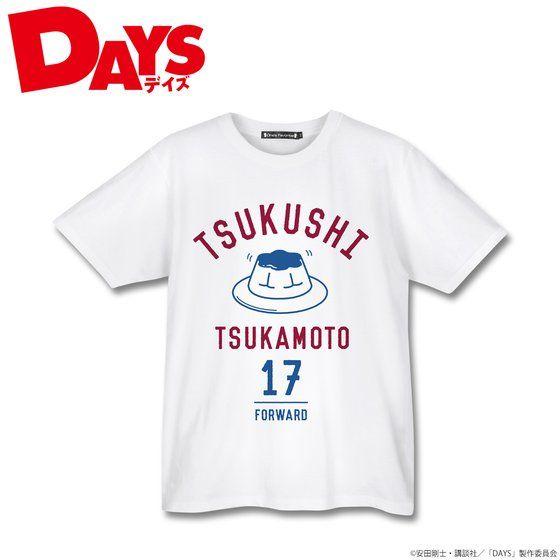 DAYS モチーフTシャツ 柄本 つくし