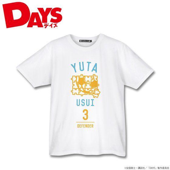 DAYS モチーフTシャツ 臼井 雄太