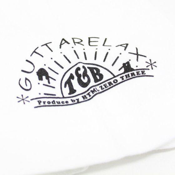 TIGER & BUNNY×HTML Guttarelax  Fold Star Tee(ギミック Tシャツ )<2次・2017年2月お届け>