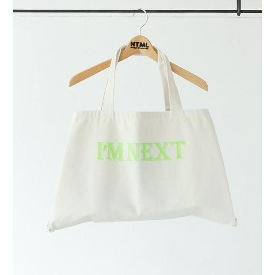 TIGER & BUNNY×HTML Guttarelax I'm NEXT 2Way Tote Bag(トートバッグ)<2次・2017年2月お届け>