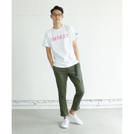 TIGER & BUNNY×HTML Guttarelax I'm NEXT Tシャツ