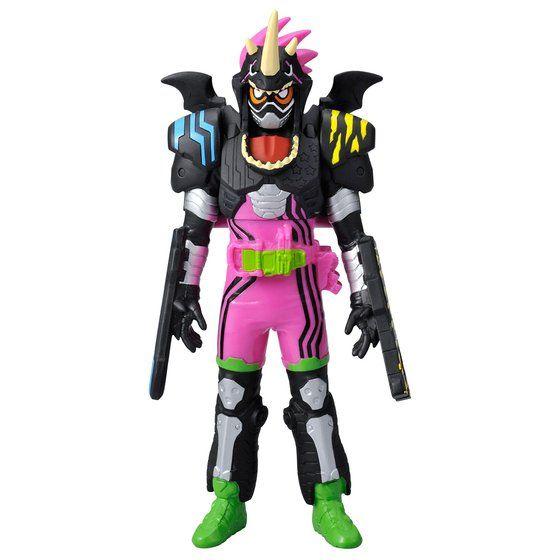 ライダーヒーローシリーズ07 仮面ライダーエグゼイド ハンターアクションゲーマー