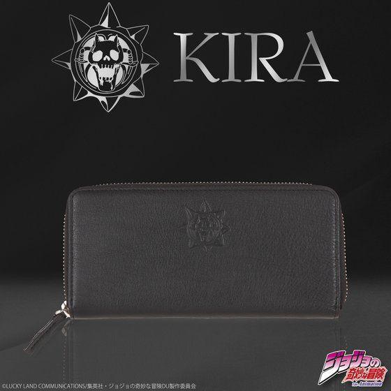 吉良吉影 KIRA's レザーロングウォレット(長財布) 【2017年3月発送分】