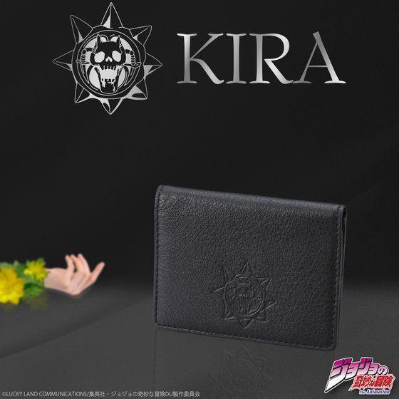 吉良吉影 KIRA's レザーパスケース 【2017年3月発送分】