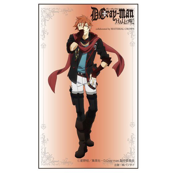 D.Gray-man HALLOW×MATERIAL CROWN ラビイメージリング【3月お届け】