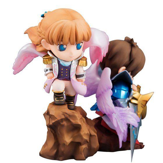 新SDガンダム外伝 鎧闘神戦記 騎士ヒイロ&天使リリーナ姫