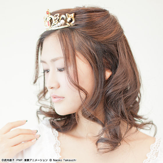 【再販売】美少女戦士セーラームーン セレニティ・クリスタル・ウエディングティアラ