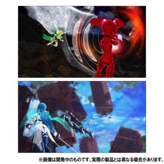 PS4 アクセル・ワールド VS ソードアート・オンライン 千年の黄昏