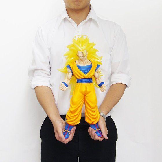 ギガンティックシリーズ ドラゴンボールZ 孫悟空(スーパーサイヤ人3)限定Ver.【送料無料】【2次:2017年2月発送】