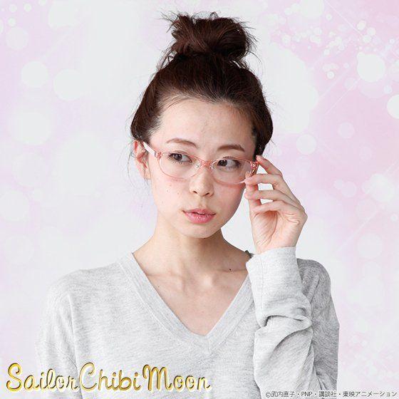 【抽選販売】美少女戦士セーラームーンCrystal×JINS×BANDAI セーラーちびムーンモデル オリジナルケースセット