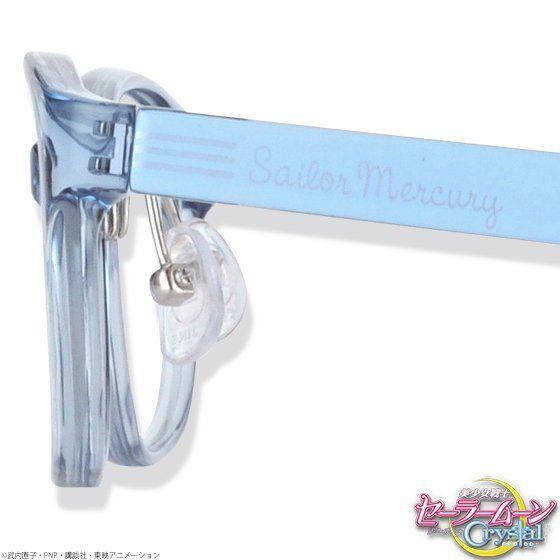 【抽選販売】美少女戦士セーラームーンCrystal×JINS×BANDAI セーラーマーキュリーモデル オリジナルケースセット