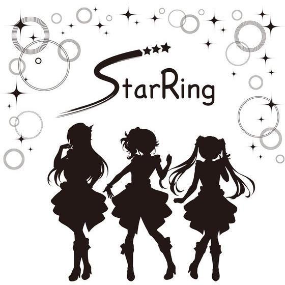 アイドルメモリーズ ユニットTシャツ StarRing【One's Favorite!】