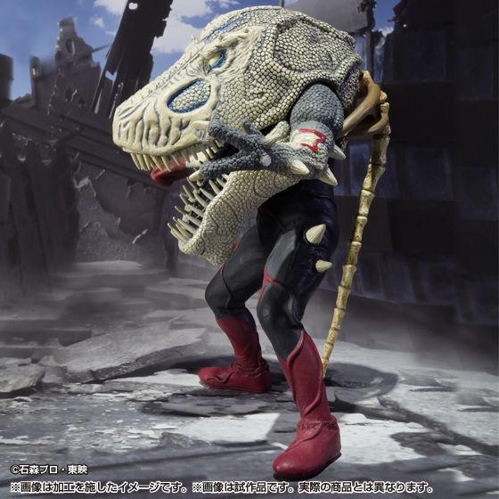 ガシャポンカンソフビシリーズEX 仮面ライダーW ドーパントセット1【2次:2017年2月発送】
