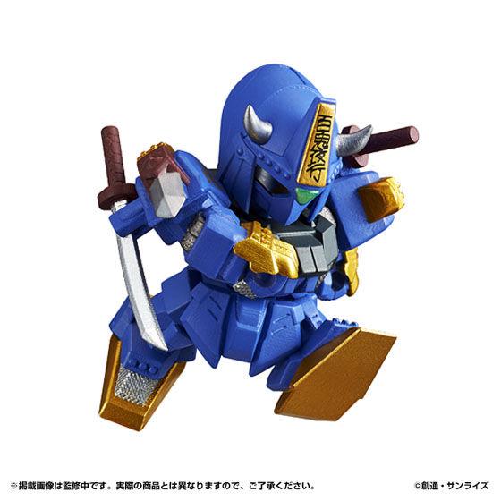 ガシャポン戦士DASHプレミア03【2次:2017年2月発送】