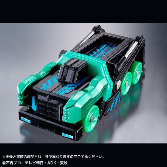 【抽選販売】ガシャポンシフトカープレミアム ネクストシフトカーセット