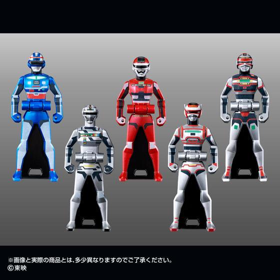 レンジャーキーEX メタルヒーローエディション【2次:2017年2月発送】