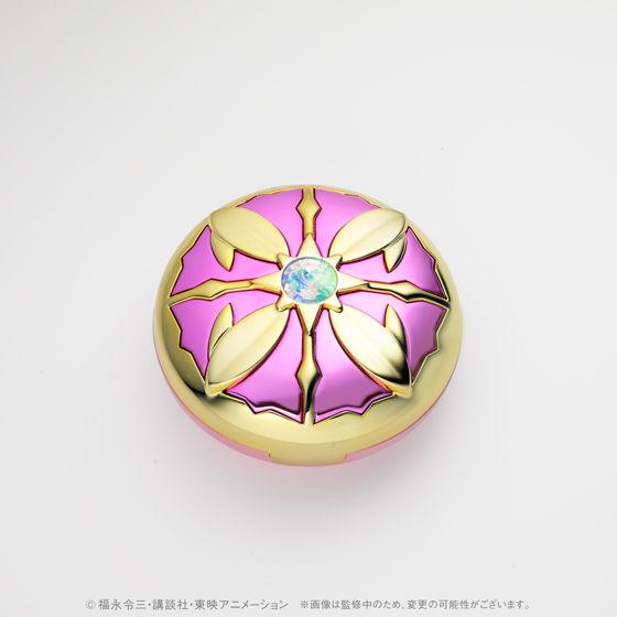 【抽選販売】夢のクレヨン王国 おまじない香水びん ジュエリーコンパクト