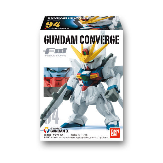 FW GUNDAM CONVERGE16(10個入)