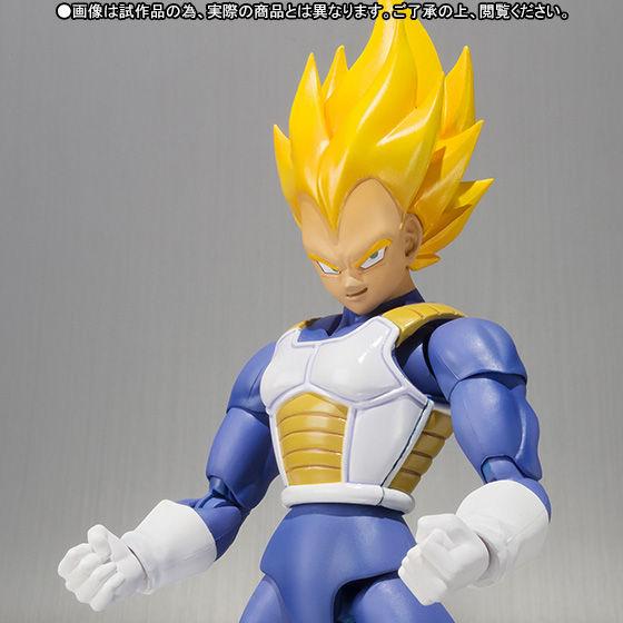 【抽選販売】S.H.Figuarts スーパーサイヤ人ベジータ -Premium Color Edition-