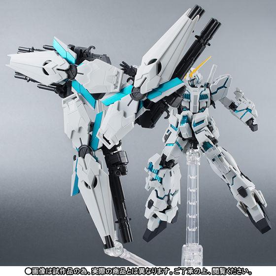 【抽選販売】ROBOT魂 〈SIDE MS〉 ユニコーンガンダム(シールドファンネル装備)