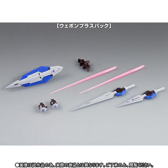 【抽選販売】METAL BUILD ガンダムアヴァランチエクシア(ウェポンプラスパック)