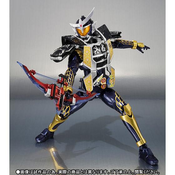 【抽選販売】S.H.Figuarts 仮面ライダー鎧武 ジンバーレモンアームズ
