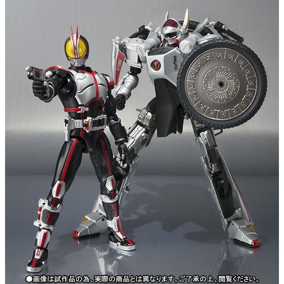 【抽選販売】S.H.Figuarts オートバジン&仮面ライダーファイズセット