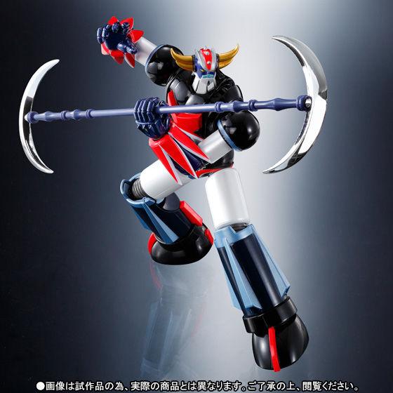 【抽選販売】スーパーロボット超合金 グレンダイザー&スペイザー