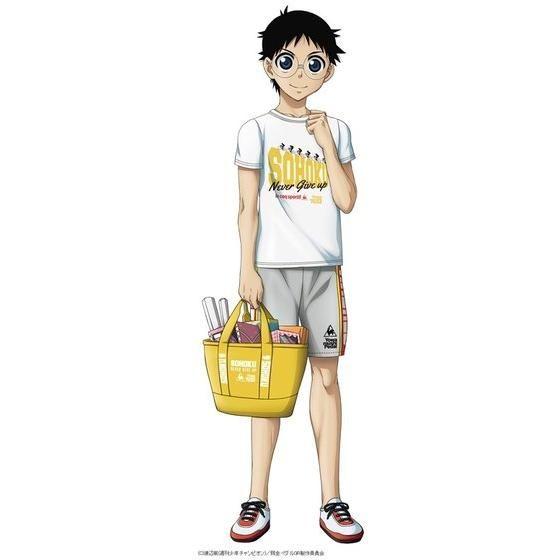 【再販】ルコックスポルティフ 弱虫ペダルコラボトートバッグ