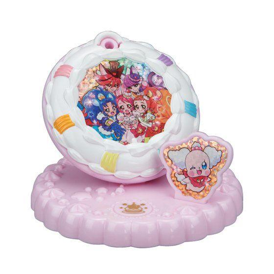 キャラデコお祝いケーキ キラキラ☆プリキュアアラモード(チョコクリーム)(5号サイズ)