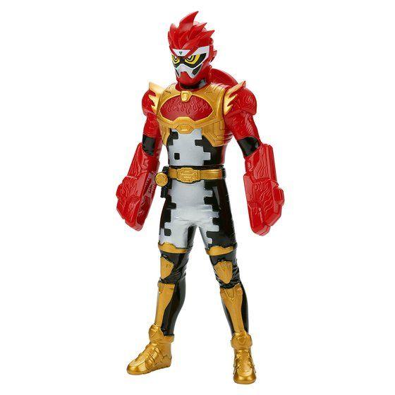 ライダーヒーローシリーズ12 仮面ライダーパラドクス ファイターゲーマー